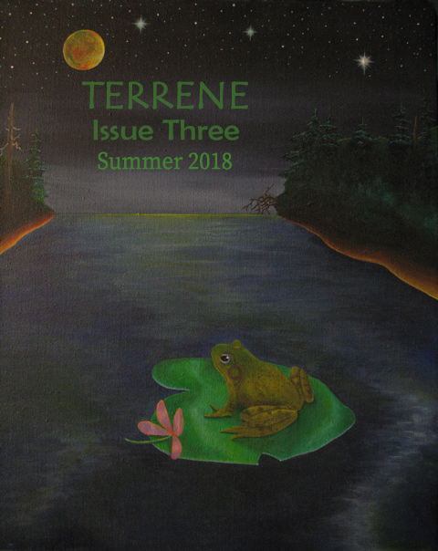 Frog Nocturne Terrene Summer 2018 Cover