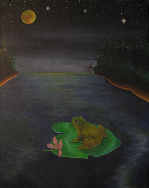 Frog Nocturne Brendon Connors